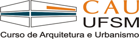 Universidade Federal de Santa Maria - Curso de Arquitetura e Urbanismo