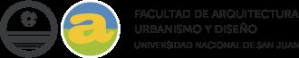 Universidad Nacional de San Juan - Facultad de Arquitectura, Urbanismo y Diseño
